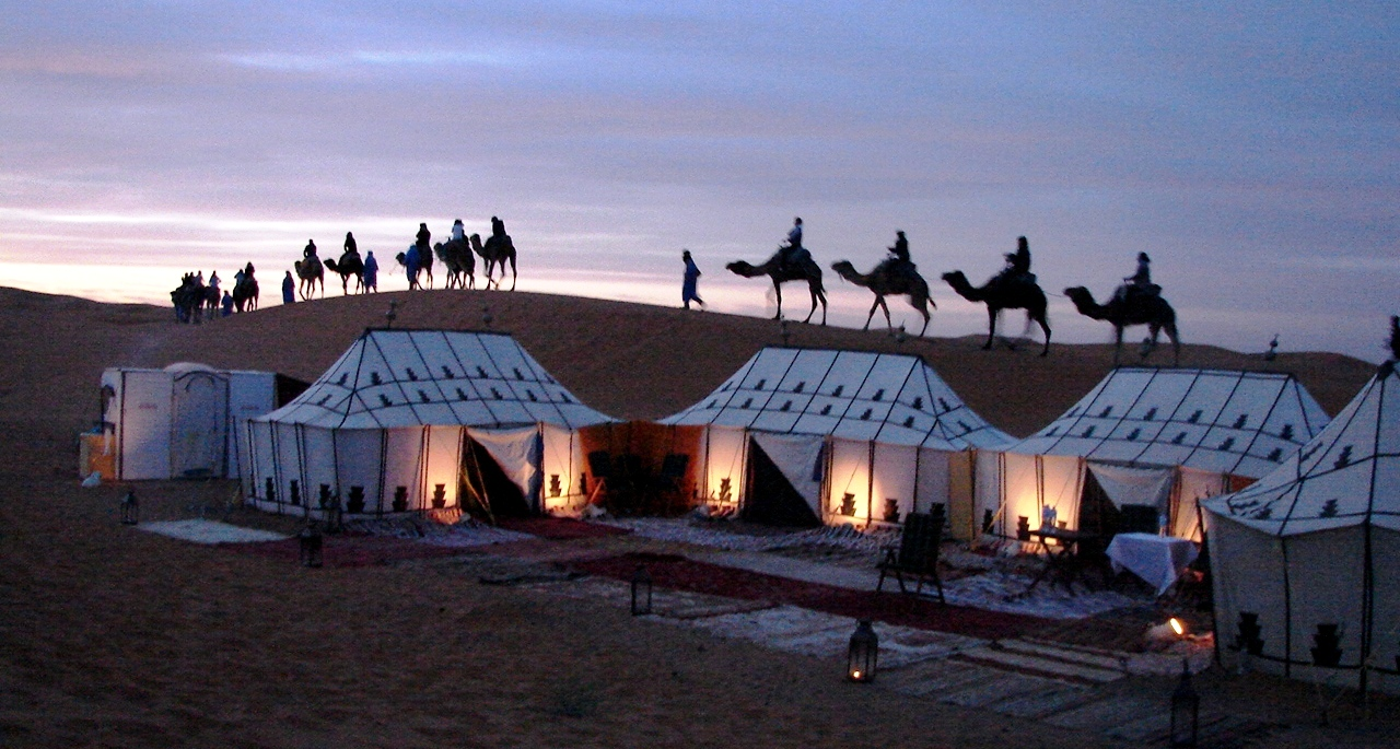 new year morocco