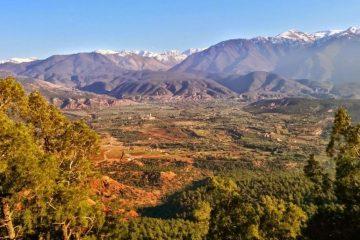 trekking morocco